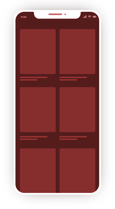 Mobile Page developing